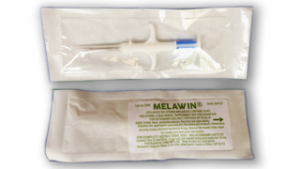 Single-use MELAWIN Melatonin Implater